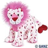 Webkinz Plush Stuffed Animal Love Lion