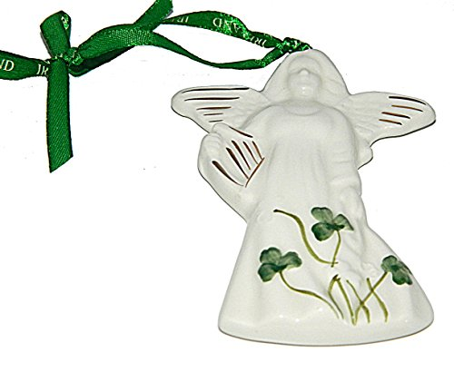 Watervale Parian China Hanging Decoration - Angel