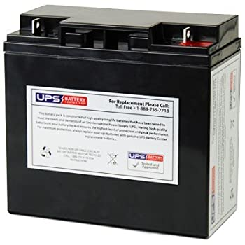 Black & Decker VEC026BD Electromate 400 12V 18Ah Battery Replacement