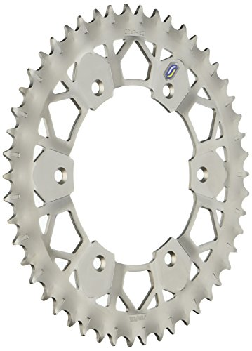 Sunstar 8-354750E E-Nickel Works Z Stainless Steel Sprocket - Chrome Steel Sprocket