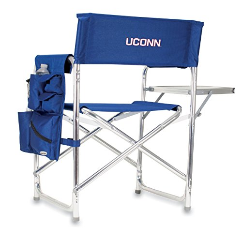 Picnic Time NCAA Connecticut Huskies Sports Chair