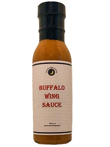 PREMIUM | Buffalo Wing Sauce | CRAFTED in Small Batches with Farm Fresh INGREDIENTS for Premium Flavor and Zest