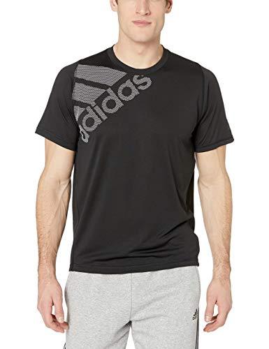 adidas FreeLift Badge of Sport Graphic Tee Men's