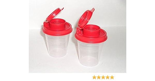 Rubbermaid Salt And Pepper Shaker Set White Fg1a52rdwht Unique