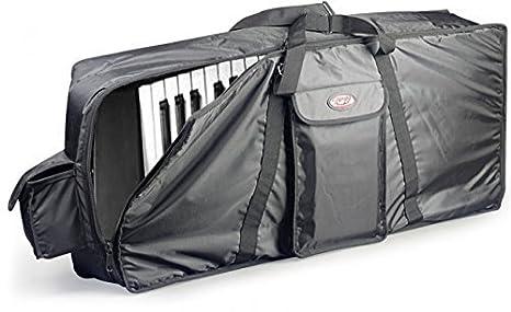 Stagg K10-097 Yamaha YPT-220 - Funda de nailon para teclado: Amazon.es: Instrumentos musicales
