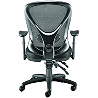 Staples Carder Mesh Office Chair, Black