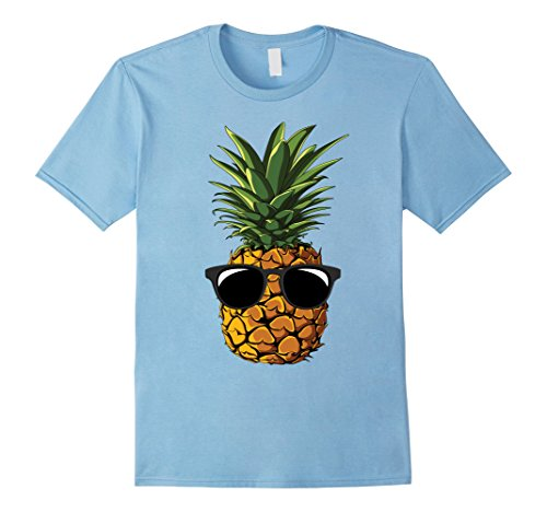 Mens Pineapple Sunglasses Aloha Beaches Hawaii - Hawaiian T-shirt Medium Baby - Beach Sunglasses Baby