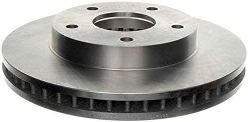 ACDelco 18A862A Advantage Non-Coated Front Disc Brake Rotor