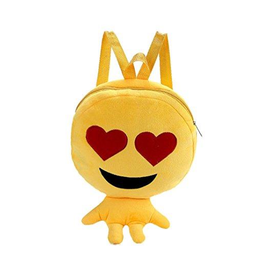 Backpack Emoticon B Child 29 Handbag Emoji Tuscom 5��22cm Bag School 4xTd55wCq