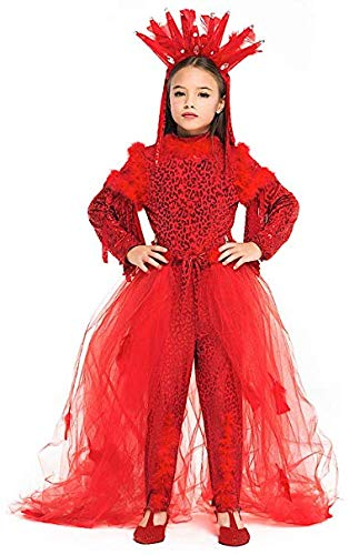 Fancy Me Kostüm für Mädchen, hochwertig, italienisch, Rot, 3-10 Jahre B07MWCDY1W Kostüme für Kinder Hochwertige Produkte    Preisreduktion