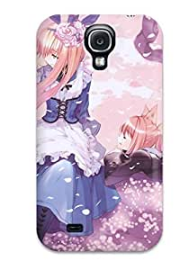 Galaxy S4 Case, Premium Protective Case With Awesome Look - Alice In Wonderland