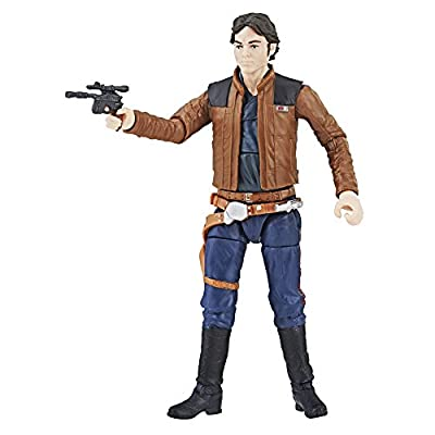 Star Wars The Vintage Collection Han Solo 3.75-inch Figure: Toys & Games