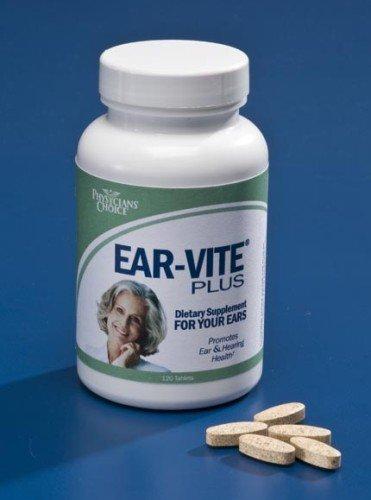 Les médecins 'Choice oreille-Vite Plus supplément nutritionnel