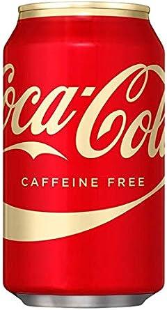 Coca-Cola sans Caféine (pack de 6): Amazon.es: Alimentación y bebidas