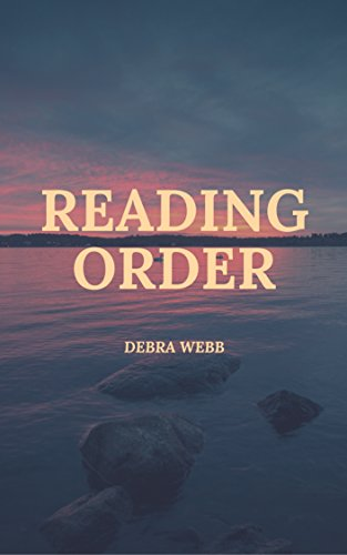 READING ORDER: DEBRA WEBB