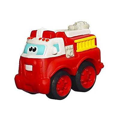 Tonka Chuck & Friends - Boomer The Fire Truck : Push And Pull Baby Toys : Baby