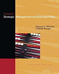 Concepts: Strategic Management and Business Policy