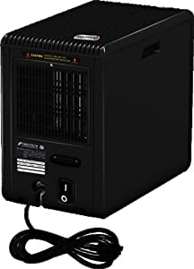 pureHeat – Heater & Air Purifier Large Area 1000 SqFt 5600BTU 1500 Watts With Remote In A New Compact Size For Tight Spaces