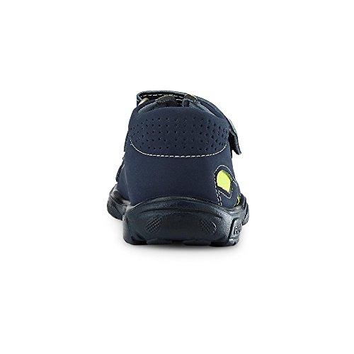 755 sandales Ricosta 34 nautic garçon Manti 38000 neongelb O44EwqS
