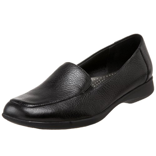 Trotters Women's Jenn Slip-On,Black,9 W US from Trotters
