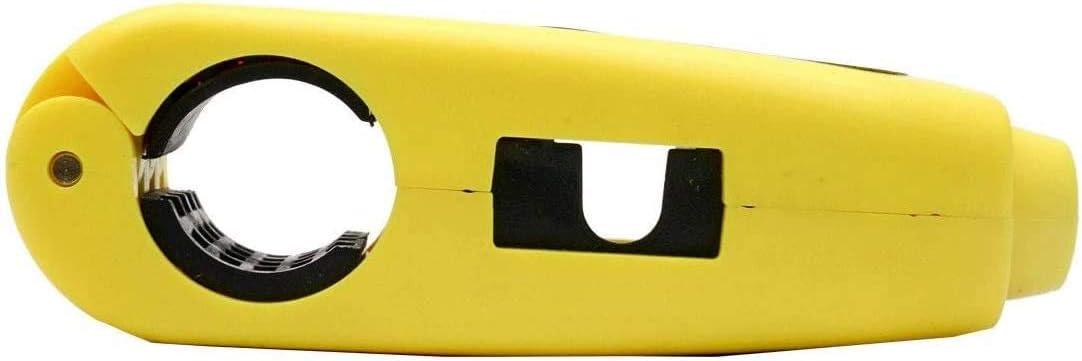 UKB4C Motorbike Disc Lock Brake Handlebar Throttle Grip Lock Yellow fits Vespa GTS 300 2009