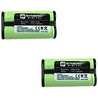 at&T 3358 Cordless Phone Battery Combo-Pack Includes: 2 x SDCP-H316 Batteries