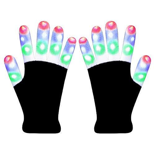 Gloves Led Lights Fingers in US - 8