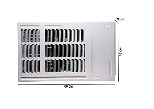 Voltas 1.5 Ton Hot & Cold Window AC (Copper 18H CZP White) 3