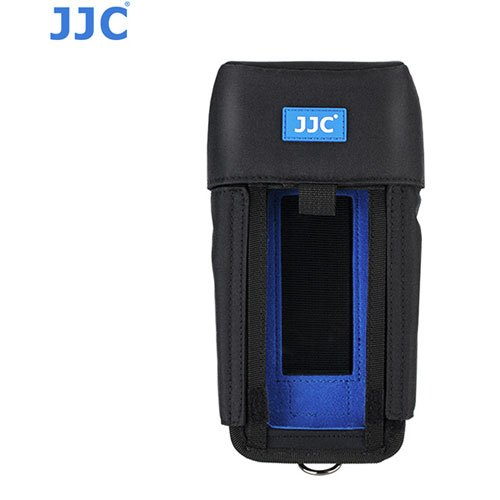 JJC HRP-H6 Handy Recorder Protective Pouch Case for ZOOM H6 replaces Zoom PCH-6 by JJC