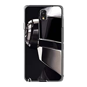 Durable Hard Cell-phone Cases For Samsung Galaxy Note3 With Unique Design Colorful Daft Punk Band Series NataliaKrause