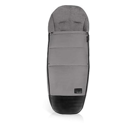 CYBEX - Saco para Priam Manhattan Grey, color gris