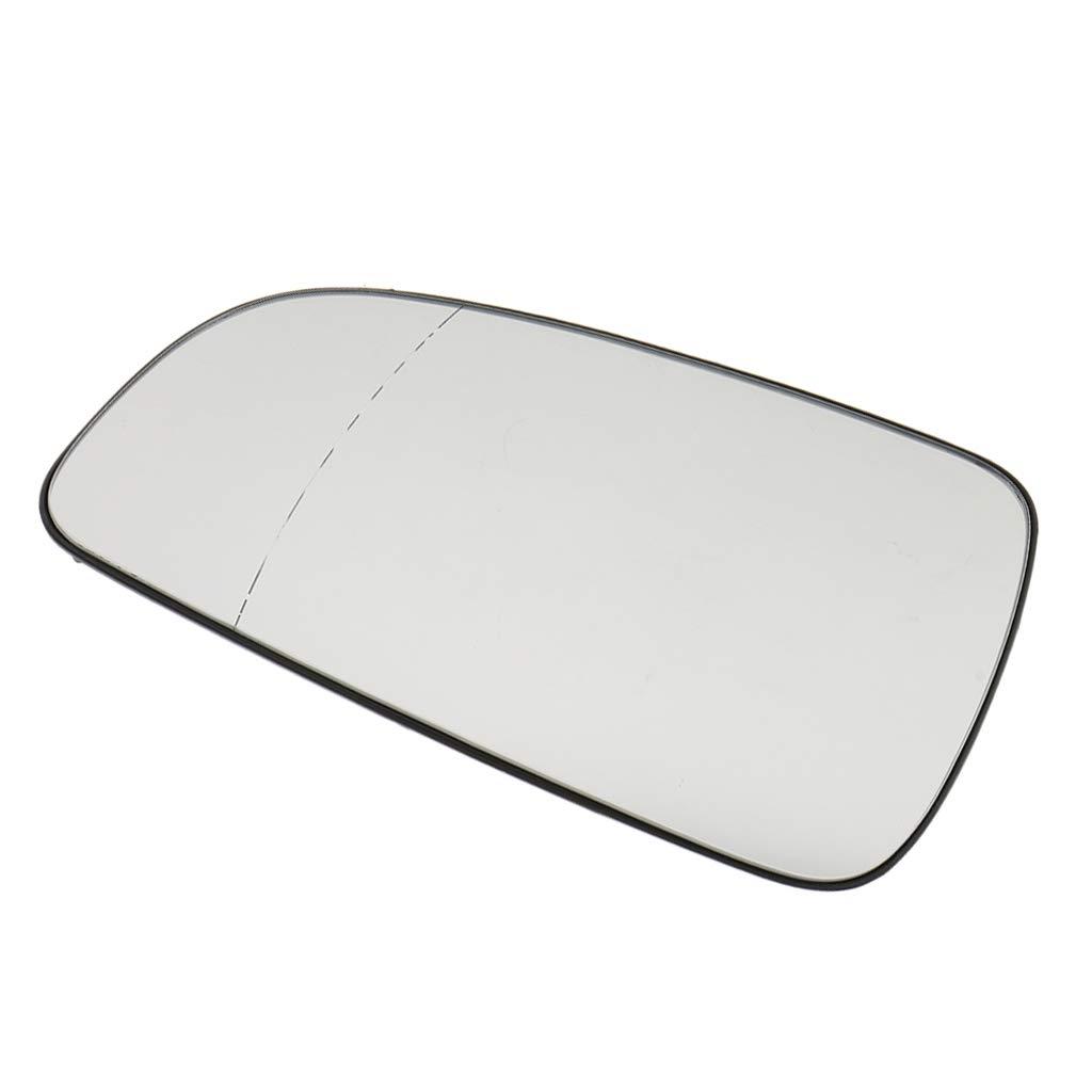 Sharplace Espejos Retrovisores Laterales De Vidrio Con Espejos Laterales Izquierdo Aspheric Con Calefacció n Para Coche