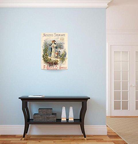 Amazon.com: Imagekind Wall Art Print entitled Poster ...