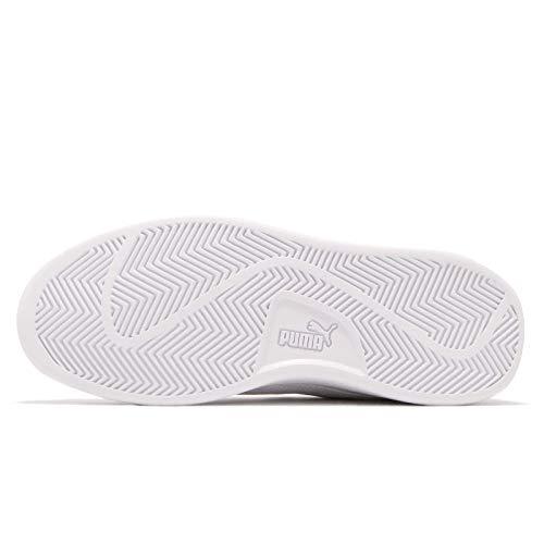 Bianco Smash Sneakers V v2 Bianco 366977 02 41 Puma Blu HzxqwUPq