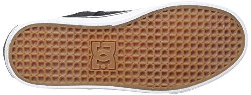 DC Herren Lynx Schnür Mode Sneaker Schwarz