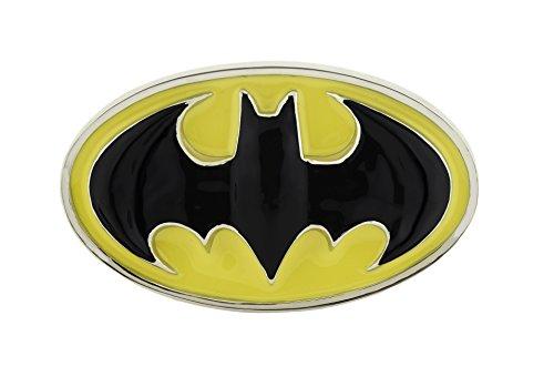 Batman DC Comics Dark Knight Officially Licensed Metal Belt Buckle US Superhero ()