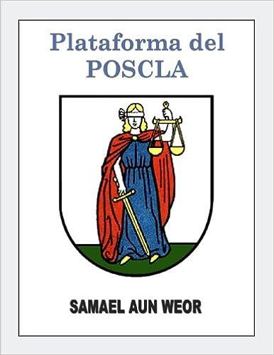 PLATAFORMA DEL POSCLA ( COMENTADO )