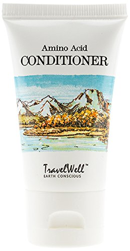 TRAVELWELL Hotel Conditioner Travel Size in Bulk, White, 1.1 Ounce, 200 Count by Travelwell (Image #2)