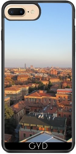 Funda de silicona para Ipod Touch 4 - Horizonte De Bolonia by Cadellin Silicona