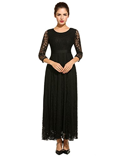 HOTOUCH Womens Floral Sleeves Wedding