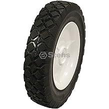"Stens 195-024 Plastic Wheel, 8"" x 1.75"" Universal"