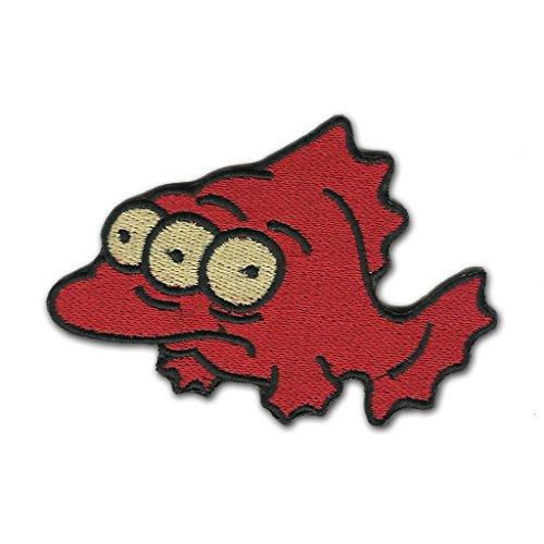(Simpsons Three Eyed Fish 3.5