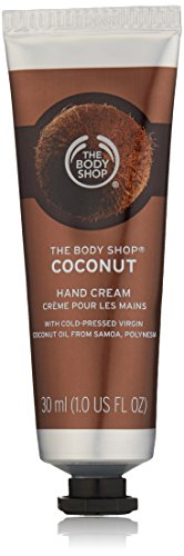 The Body Shop Coconut Hand Cream 30ml (Best Hand Cream For Dry Hands 2019)