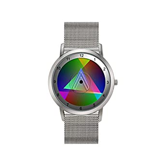 Colour Inspiration Unisex-Armbanduhr Two Analog - Digital Quarz Edelstahl 10103932V00000110