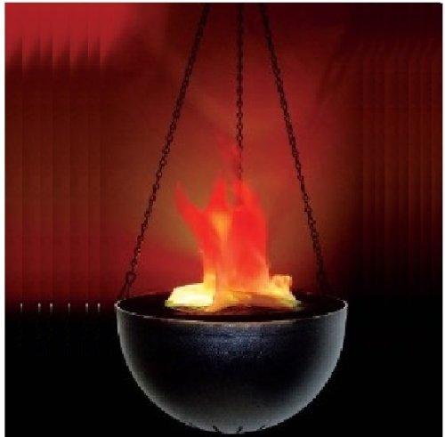 Hanging Flame Lamp - Rhode Island Novelty ELFLAHA 7.5