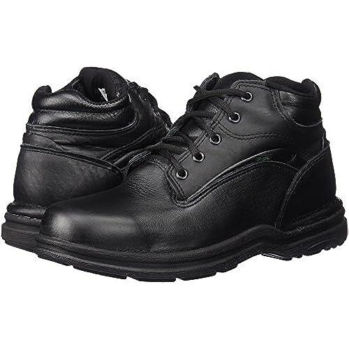 Rockport Work Men's Postwalk Rp8510 Work Shoe 50%OFF