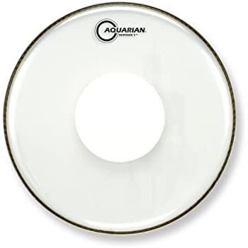 aquarian drumheads rsp2 pd13 response 2 with dot 13 inch tom tom drum head with dot. Black Bedroom Furniture Sets. Home Design Ideas