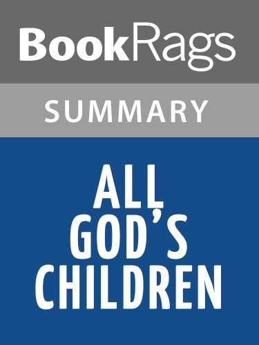 Summary & Study Guide All Gods Children by Fox Butterfield