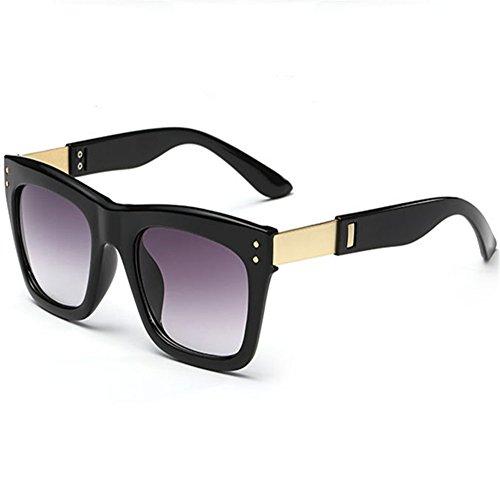 Z-P New Style Fashion Women's Wayfarer Dazzle Colour Film UV400 Sunglasses - Trending Sunglasses 2015