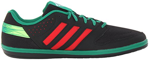 Adidas Performance Heren Freefootball Janeirinha Soccer Cleat Core Zwart / Fel Rood S13 / Felgroen S13